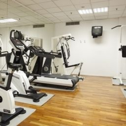 Wellness/fitness Holiday Inn SKOPJE Fotos