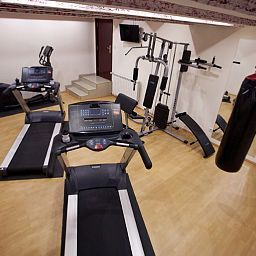 Wellness/fitness area Queen's Astoria Design Hotel Fotos