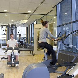 Fitness Bastion Hotel Maastricht-Centrum Fotos