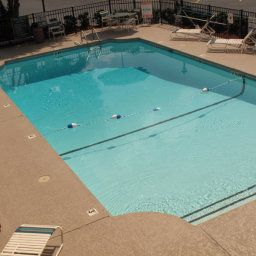 Pool La Quinta Inn Greenville Woodruff Rd Fotos