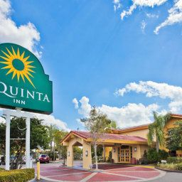 Фасад La Quinta Inn Tampa Bay Airport Fotos