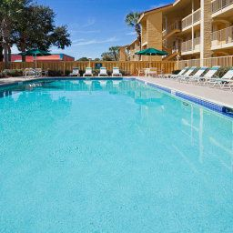Pool La Quinta Inn Orlando Airport West Fotos