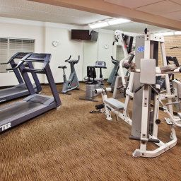 Wellness/fitness La Quinta Inn & Suites Greenville Haywood Fotos