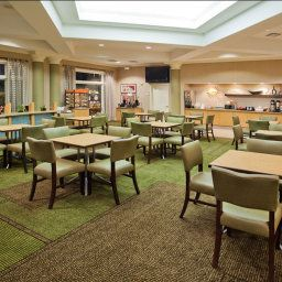 Ristorante La Quinta Inn & Suites Greenville Haywood Fotos