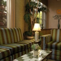Hall La Quinta Inn & Suites Dallas Arlington South Fotos