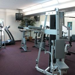 Wellness/fitness area La Quinta Inn & Suites Ontario Airport Fotos