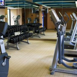 Wellness/Fitness Sheraton Houston Brookhollow Hotel Fotos
