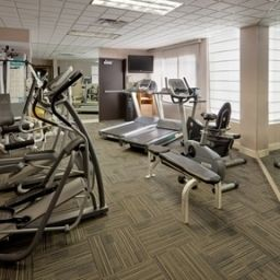 Wellness/fitness area Crowne Plaza MONTREAL AIRPORT Fotos