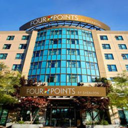 Four Points by Sheraton Vancouver Airport Richmond