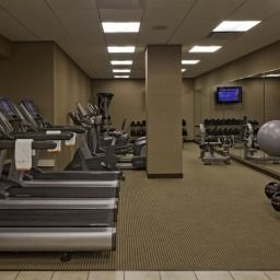 Wellness/fitness area Hyatt Lisle near Naperville Fotos