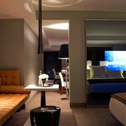 Suite SLS Hotel at Beverly Hills Fotos