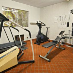 Wellness/Fitness Travelodge Hotel LAX Los Angeles Intl Fotos