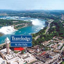 Exterior view at the Falls Travelodge Niagara Falls Fotos