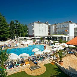 Pool Valamar Pinia Hotel *all inclusive* Fotos