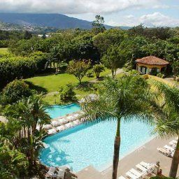 Wellness/Fitness Costa Rica Marriott Hotel San Jose Fotos