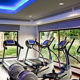Fitness Costa Rica Marriott Hotel San Jose Fotos