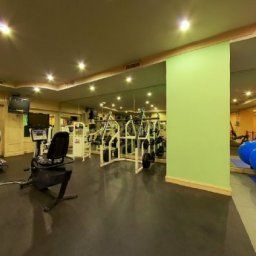 Sala fitness Guatemala The Westin Camino Real Fotos