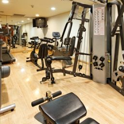 Wellness/Fitness Crowne Plaza SAN PEDRO SULA Fotos