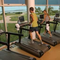Wellness/fitness area Conrad Punta del Este Resort and C Fotos
