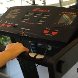 Fitness room Holiday Inn MONTEVIDEO Fotos