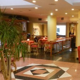 Restaurant Holiday Inn MONTEVIDEO Fotos