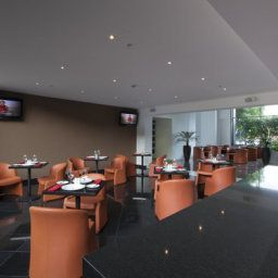 Bar DoubleTree by Hilton Mexico City Airport Area Fotos