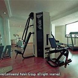 Wellness/fitness DoubleTree by Hilton Mexico City Airport Area Fotos