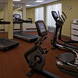 Sala spa/fitness Hyatt Place Cincinnati/Blue Ash Fotos