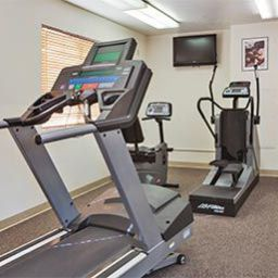 Wellness/fitness area Hawthorn Suites by Wyndham Albuquerque Fotos