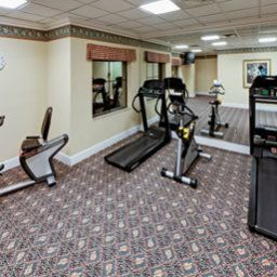 Wellness/fitness area Hawthorn Suites by Wyndham Orlando Near Universal Studios Fotos