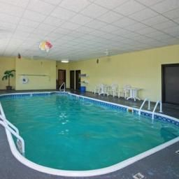 Piscine Comfort Inn Alton Fotos