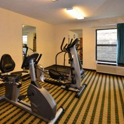 Sala fitness Comfort Inn West Fotos