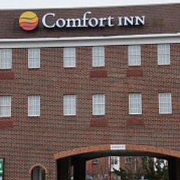 Exterior view Comfort Inn Ballston Fotos