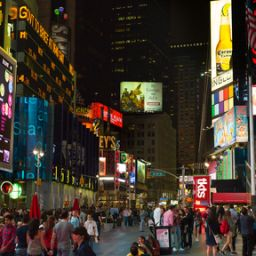 Vista esterna Crowne Plaza TIMES SQUARE MANHATTAN Fotos