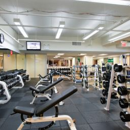 Wellness/fitness Crowne Plaza TIMES SQUARE MANHATTAN Fotos