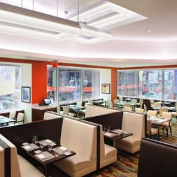 Ristorante Crowne Plaza TIMES SQUARE MANHATTAN Fotos