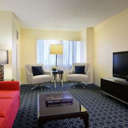 Suite Crowne Plaza TIMES SQUARE MANHATTAN Fotos