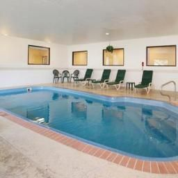 Pool Comfort Suites Northeast Fotos