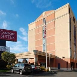 Vista exterior Comfort Suites at Woodbridge Fotos