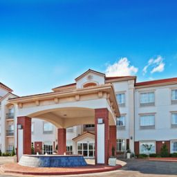 Außenansicht Holiday Inn Express Hotel & Suites OKLAHOMA CITY-PENN SQUARE Fotos