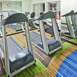 Wellness/fitness area Holiday Inn Express Hotel & Suites OKLAHOMA CITY-PENN SQUARE Fotos