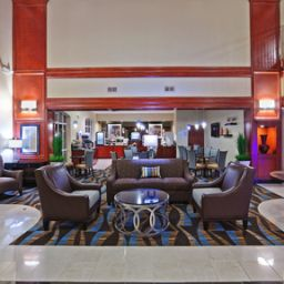 Halle Holiday Inn Express Hotel & Suites OKLAHOMA CITY-PENN SQUARE Fotos