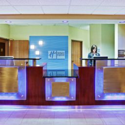 Hall Holiday Inn Express Hotel & Suites OKLAHOMA CITY-PENN SQUARE Fotos