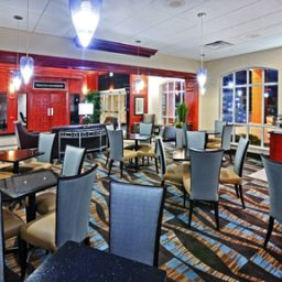 Restaurant Holiday Inn Express Hotel & Suites OKLAHOMA CITY-PENN SQUARE Fotos