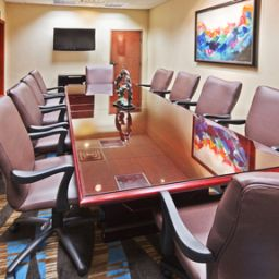 Conference room Holiday Inn Express Hotel & Suites OKLAHOMA CITY-PENN SQUARE Fotos