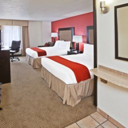 Zimmer Holiday Inn Express Hotel & Suites OKLAHOMA CITY-PENN SQUARE Fotos