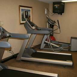 Wellness/fitness area Homewood Suites by Hilton HoustonWestchase Fotos