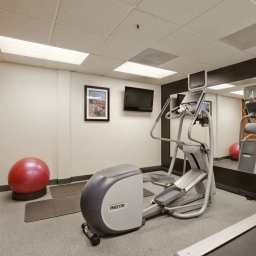 Sala spa/fitness Homewood Suites by Hilton PhoenixBiltmore Fotos