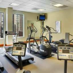 Bien-être - remise en forme Hilton Garden Inn Chicago DowntownMagnificent Mile Fotos