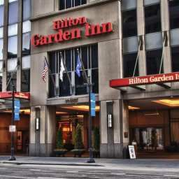 Vue extérieure Hilton Garden Inn Chicago DowntownMagnificent Mile Fotos